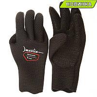 Перчатки пятипалые Marlin Ultrastretch 3мм