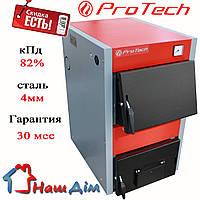 Котел твердотопливный ProTech ТТ-18 D Luxe (Протек, Протеч)