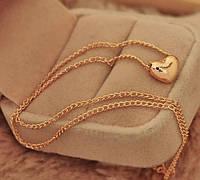 Колье Ожерелье Сердце