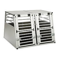 Ferplast (Ферпласт) Atlas Car Aluminium контейнер для транспортировки животных 65 x 82 x 65см