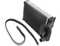 Радиатор печки 90-03 +АС VW T4  не оригинал