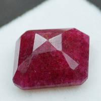 Природный рубин