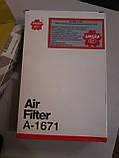 Воздушный фильтр Nissan Juke (F15), Tiida (C13), Note (E12), Almera (N15), Primera (P10,P11), фото 3
