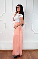 """Нарядное длинное платье """"100"""", фото 1"""