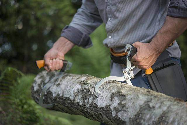 Захват для бревен Fiskars WoodXpert (126031)