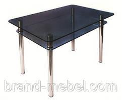 Стол стеклянный КС-1 тонированный