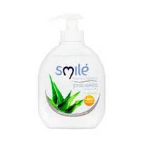 Гель для душа и интимной гигиены SMILE с алоэ 300 мл
