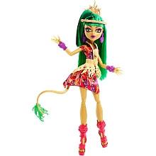 Mattel Monster High Кукла Джинафаер Лонг (Jinafire Long) - Отпуск Монс