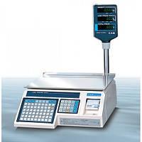 Весы торговые CAS LP-R-15 (1.6) 6кг с термопечатью