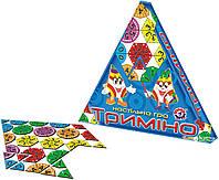 Игра Треугольное домино Тримино