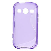 S-line чехол для Samsung s7710 Galaxy Xcover 2 фиолетовый