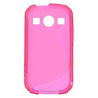S-line чехол для Samsung s7710 Galaxy Xcover 2 розовый