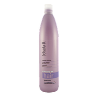 Шампунь для ПОВРЕЖДЕННЫХ И ОСЛАБЛЕННЫХ ВОЛОС Markell Cosmetics PROFESSIONAL HAIR LINE 500 мл.
