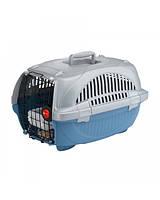 Переноска Atlas Delux 20 ИАТА для кошек и маленьких собачек от Ferplast 57,6x37,4x33