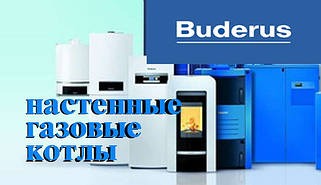 Газовые котлы Buderus Logamax plus GB 172
