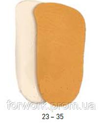 Детская стелька профилированная форма для правильного положения пятки и подушечки Alladino Coccine