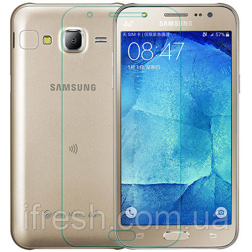 Стекло защитное для Samsung Galaxy J5