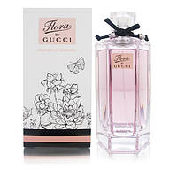 Женская туалетная вода Gucci Flora by Gucci  Gorgeous Gardenia  (Гуччи Флора Бай Гуччи Годжес Гардения) 100 мл