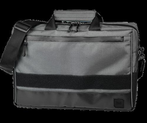 Удобная серая сумка-трансформер GUD 1102
