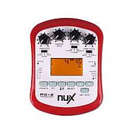 Портативный гитарный процессор NUX PG-2