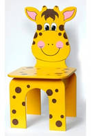 Стул детский  Жираф, фото 1