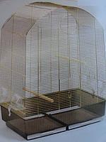 GRETA   Клетка для попугаев, канареек латунь .