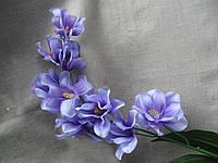 """Искусственные цветы """"Клематисы"""" 9 цветков"""