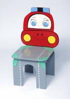 Стул детский  Пожарная машинка, фото 1