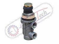 4630131120 Клапан магистральный Wabco  IVECO MERCEDES NEOPLAN 10Bar LENGTH 37,90mm