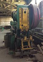 Пресс кривошипный К2330Б усилием 100 т