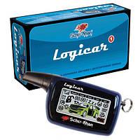 Автосигнализация Scher-khan Logicar 1 с брелком
