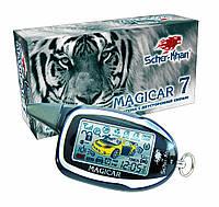 Автосигнализация Scher-Khan Magicar 7 с брелком с сиреной
