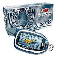 Автосигнализация Scher-Khan Magicar 8 с брелком (с сиреной)