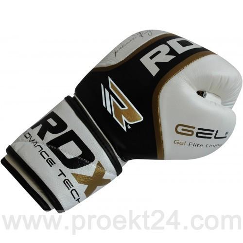 Боксерские перчатки RDX Elite Gold-10 oz