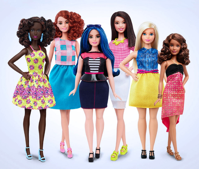 Барби Модницы / Barbie Fashionistas, Style