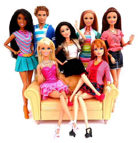 Куклы Барби Дом Мечты / Barbie Life in the Dreamhouse