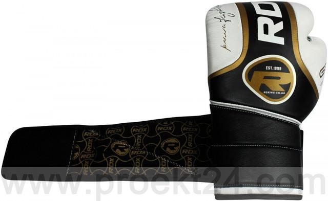 Боксерские перчатки RDX Elite Gold