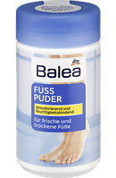 Тальк для ног Fuß Puder, 100 g