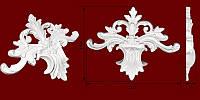 Орнамент декоративный из гипса ФР0042