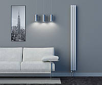 Высокий стальной дизайн-радиатор EliTerm LINX-3-2000