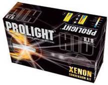 Биксенон. Установочный комплект Prolight /Prolight H4B (4300K-6000K)
