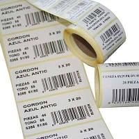 Печать этикетки 58х40