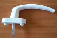Ручка оконная пластиковая