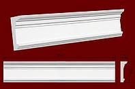 Декоративные обрамления из гипса  для дверных и оконных проёмов ДП0002