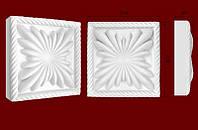 Декоративные обрамления  для дверных проемов вставка из гипса КВ0003