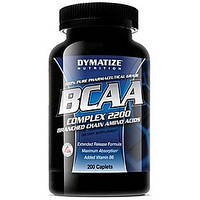 Аминокомплекс Dymatize BCAA (200 капсул)