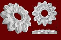 Декоративная гипсовая розетка РЗ 19
