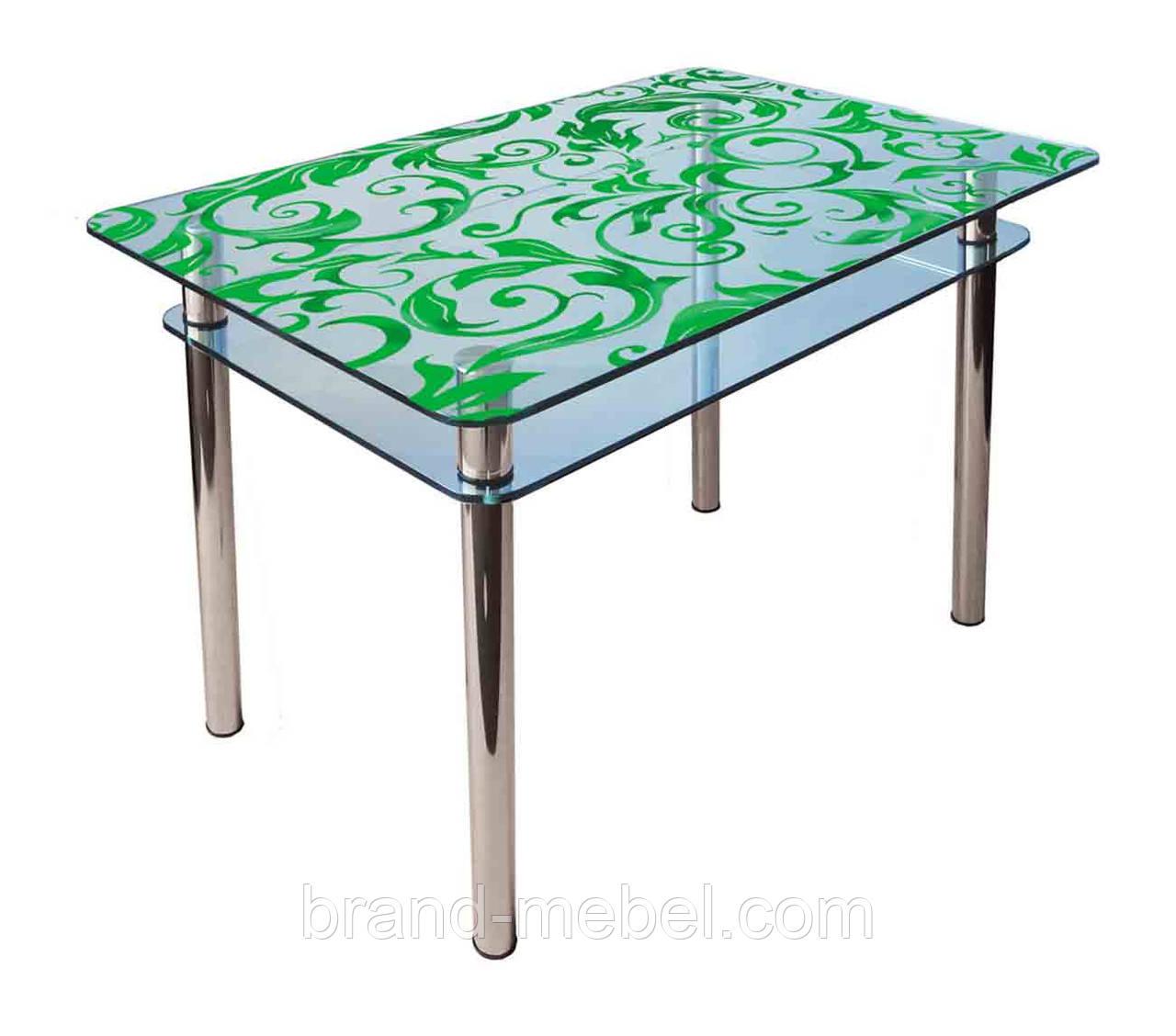 Стол стеклянный КС-1 покраска