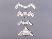 Пристеновые углы и вставки из пенопласта Y-24.5