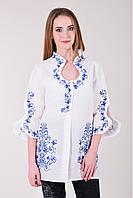 Модная блуза с этническими деталями